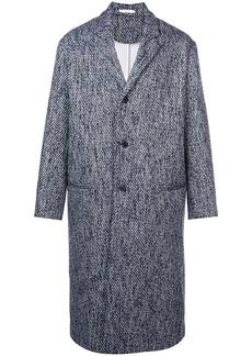 Jil Sander oversized midi coat