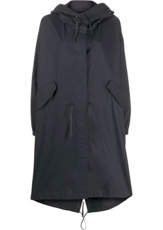 Jil Sander oversized raincoat