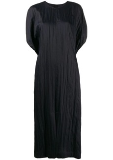 Jil Sander oversized shift dress
