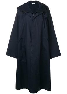 Jil Sander oversized trench coat