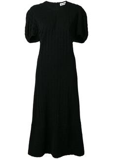 Jil Sander panel maxi dress
