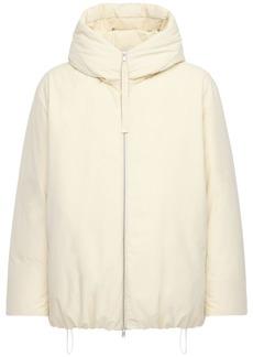 Jil Sander Peachy Nylon Down Jacket