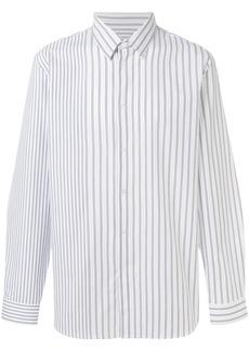 Jil Sander pinstripe button-down shirt