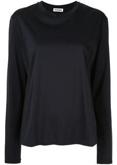 Jil Sander plain blouse