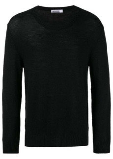Jil Sander plain knit sweater