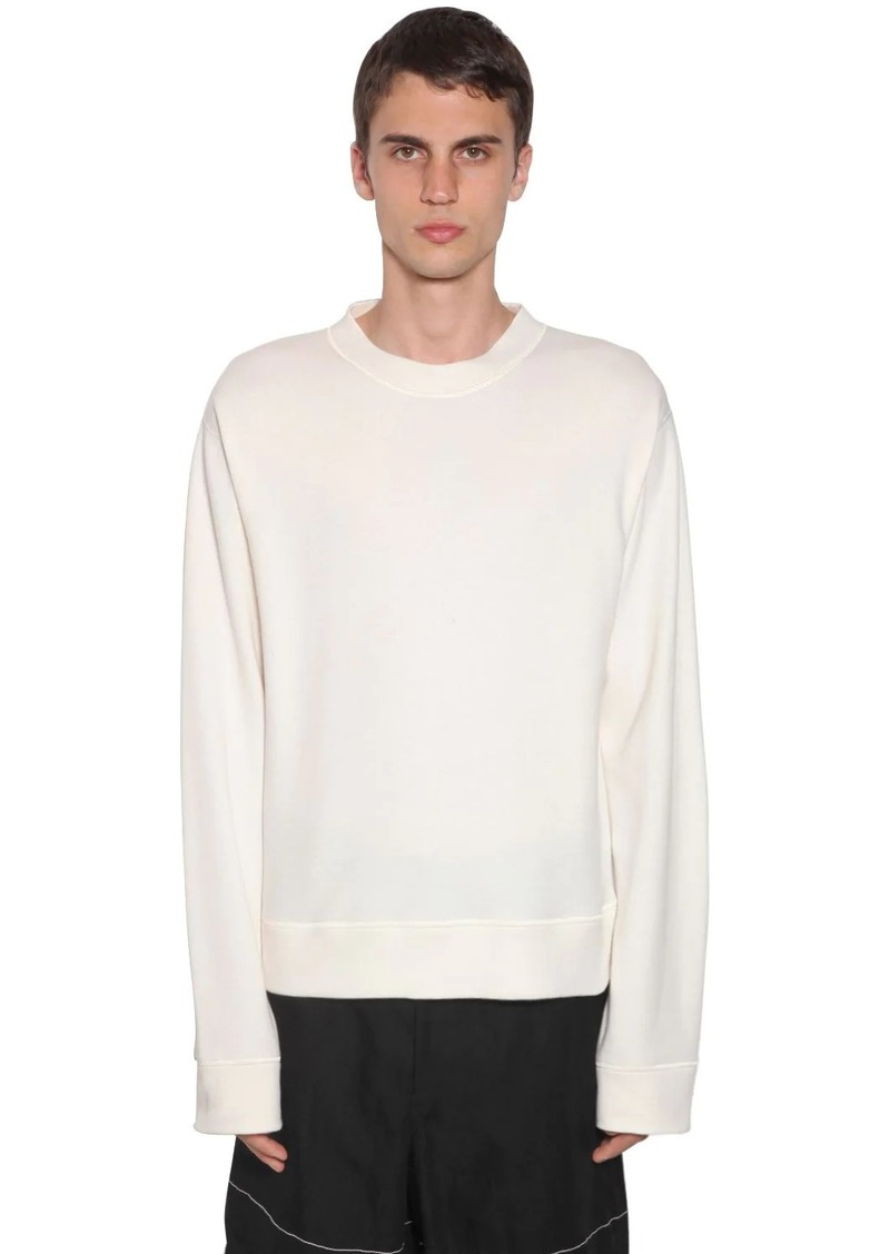 Jil Sander Plus L/s Light Cotton T-shirt