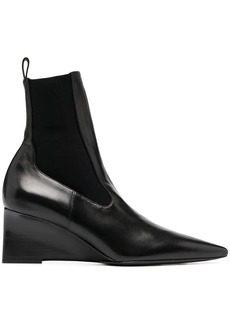 Jil Sander pointed toe boot