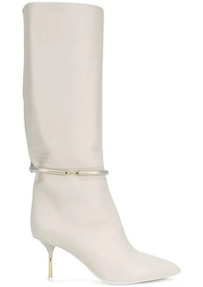 Jil Sander pointed toe boots