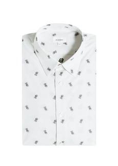 Jil Sander Printed Cotton Shirt