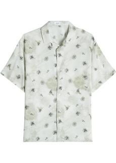 Jil Sander Printed Short Sleeve Shirt