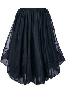 Jil Sander puffball skirt
