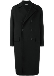 Jil Sander Radetzky double-breasted coat