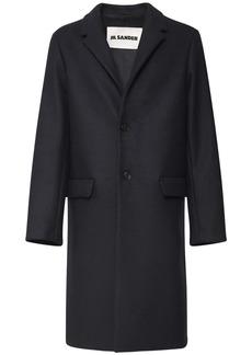 Jil Sander Wool Felt Coat