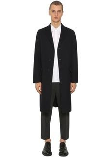 Jil Sander Roosevelt Wool & Cashmere Coat