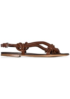 Jil Sander rope-style sandals