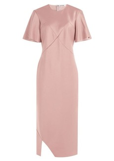 Jil Sander Satin Dress