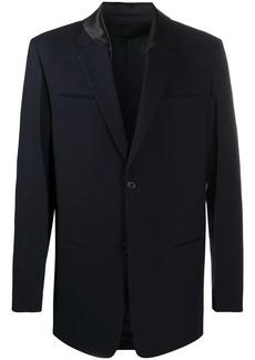 Jil Sander satin lapel jacket