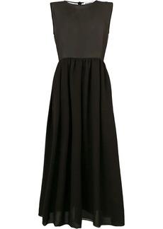 Jil Sander sheer sleeveless dress