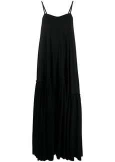 Jil Sander shift maxi beach dress
