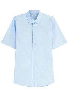 Jil Sander Short Sleeve Cotton Shirt