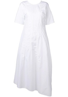 Jil Sander shortsleeved maxi dress
