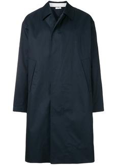 Jil Sander single breasted coat