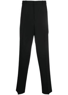 Jil Sander single-pleat trousers