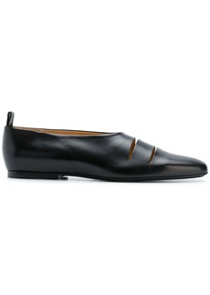 Jil Sander slash pumps
