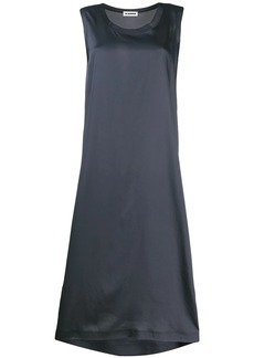 Jil Sander sleeveless jersey dress