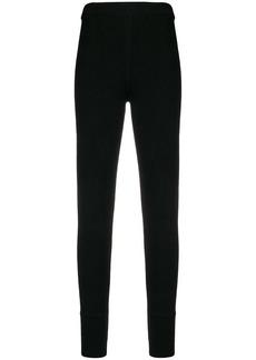 Jil Sander slim fit leggings