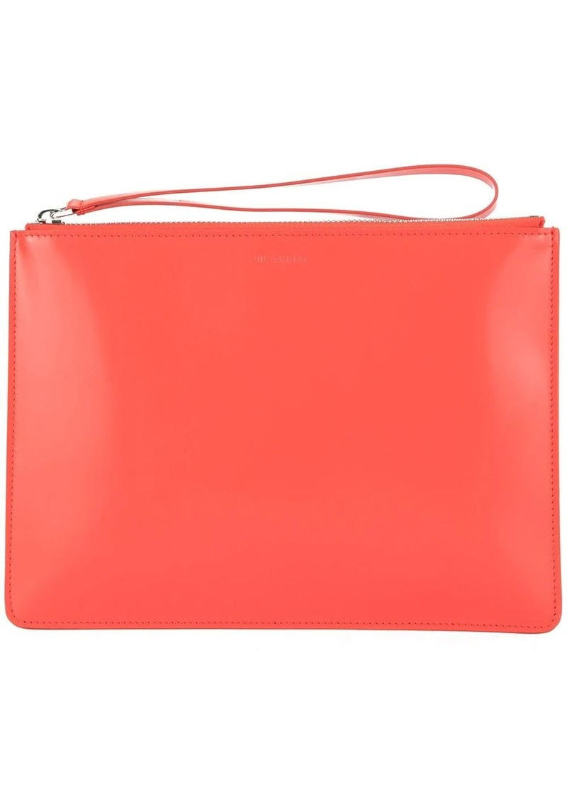 Jil Sander small clutch bag