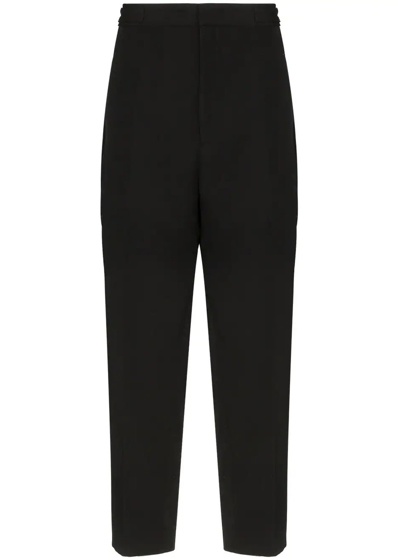 Jil Sander Spencer straight-leg tailored trousers