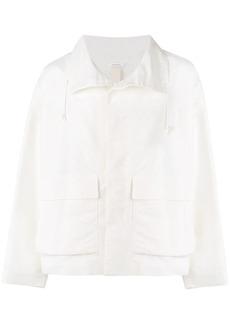 Jil Sander straight-fit jacket