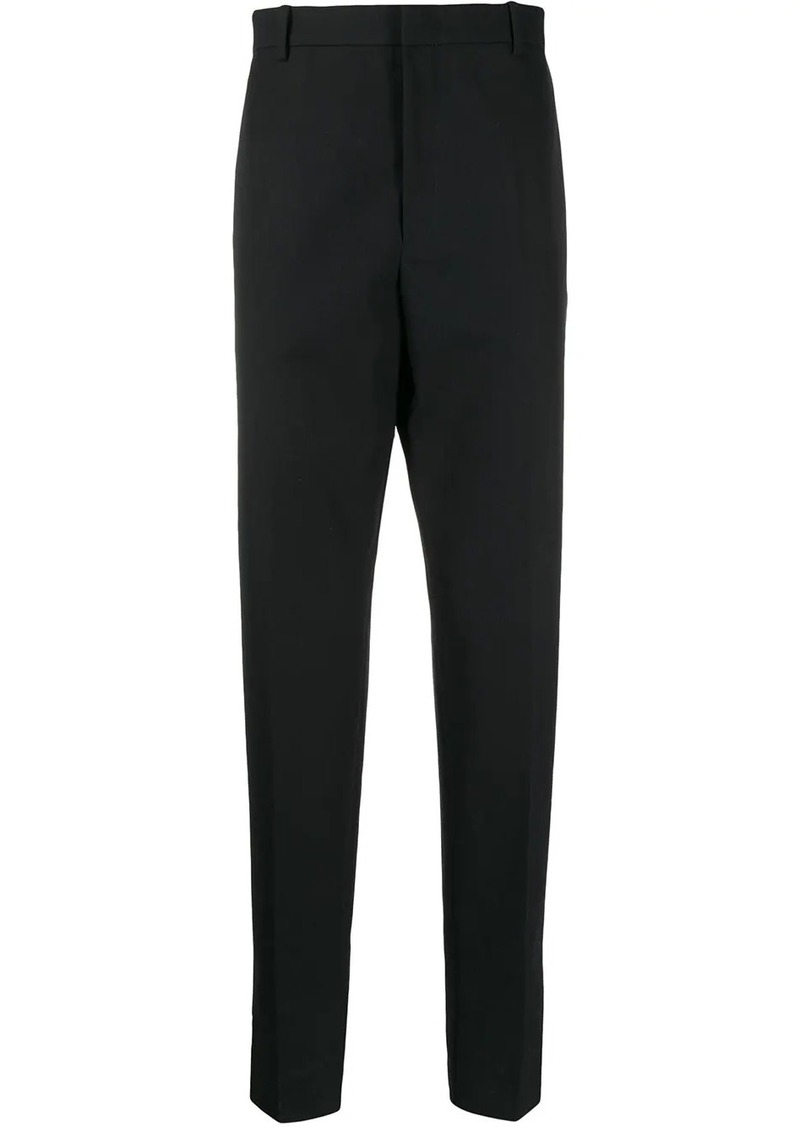 Jil Sander straight-leg cotton trousers