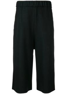 Jil Sander straight-leg culottes
