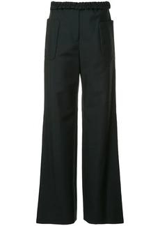 Jil Sander straight leg trousers
