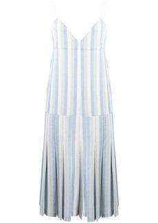 Jil Sander striped knitted dress