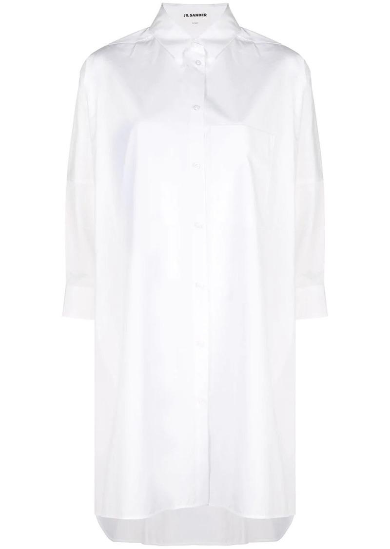 Jil Sander Sunday oversized shirt