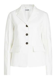 Jil Sander Tailored Blazer with Cotton