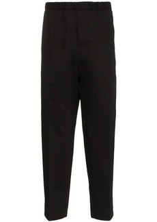 Jil Sander tailored cotton trousers