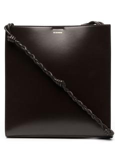 Jil Sander Tangle braided-strap shoulder bag