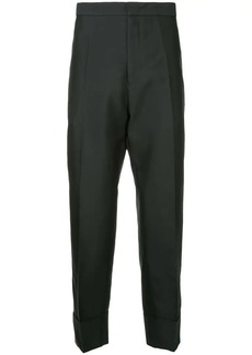 Jil Sander tapered trousers