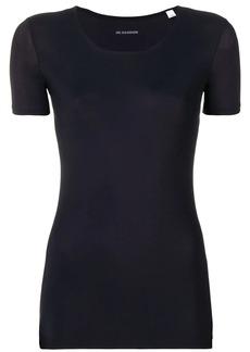 Jil Sander tech fabric T-shirt