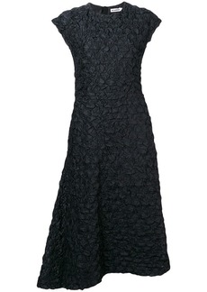 Jil Sander textured dress