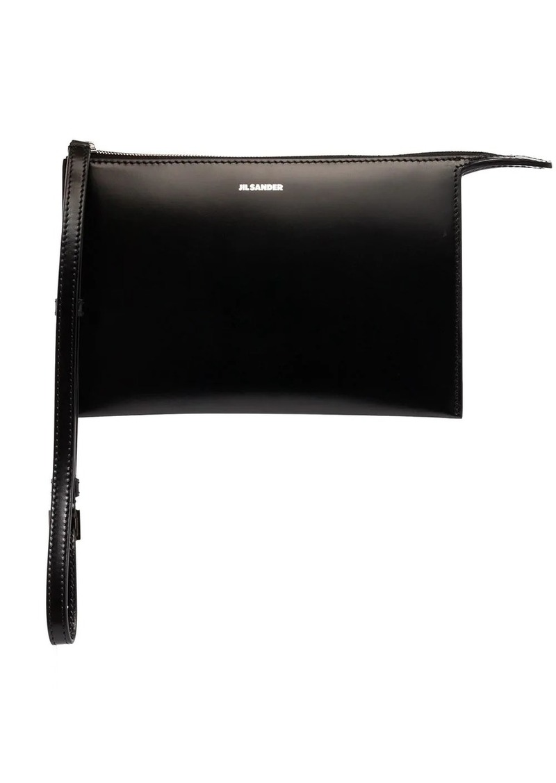 Jil Sander Tootie clutch bag