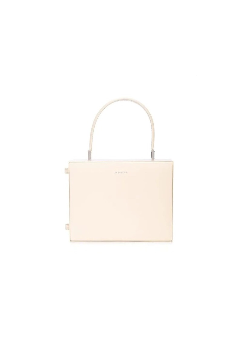 Jil Sander top handle handbag