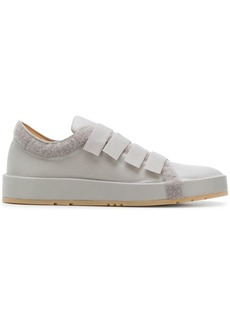 Jil Sander touch strap low top sneakers