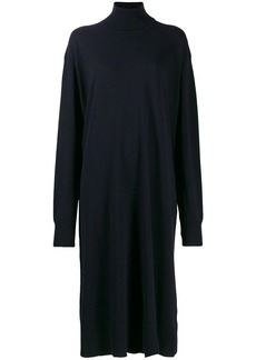 Jil Sander turtle neck dress