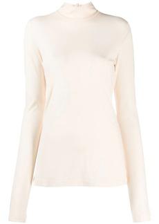Jil Sander turtleneck long sleeved T-shirt