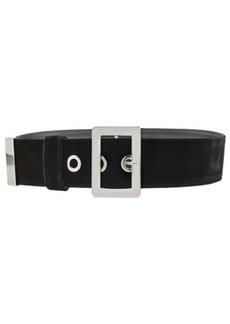Jil Sander Velvet Belt